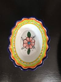 Small Mexican pottery dish Piedmont, 73078