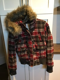 Girls coat size Small  London, N6B