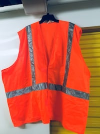 High Visibility Vest: meets safety regulations Huntington Beach, 92648