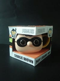 POP! Charlie Brown Collectable Mug Springfield, 01108