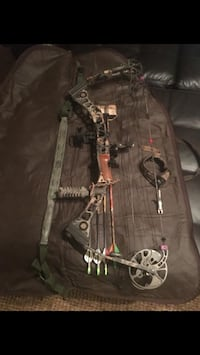 brown and black compound bow Sumter, 29154
