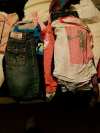 Size 8-10 kids clothes  St. Albert, T8N 6C4