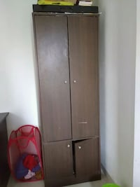 Hometown brown wooden 2-door wardrobe Mumbai, 400066