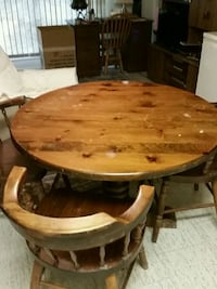 Table,  4 chairs and China Cabinet  Fergus, N1M 1M9