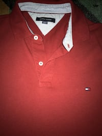Red Tommy Hilfiger polo San Diego, 92110
