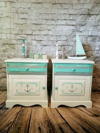 Beachy side tables Surrey, V3S 4M2