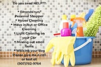 House cleaning Anchorage
