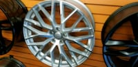 """Audi 20"""" new rs7 style rins tires set  Hayward, 94545"""