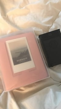 Instax photo album and film-brand new