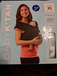 Baby K'tan Original Cotton Baby Carrier - XS 483 km