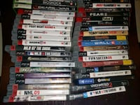 Ps3 ps4 and xbox360 ganes Mississauga