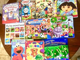Lot of 20 books For toddlers !
