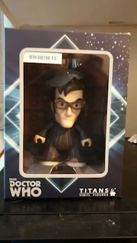 Dr. Who (10th Doctor) Titan Multiverse London, N6J 1Y1