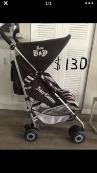 Maclaren Juicy couture stroller / Reclining seat & stylish