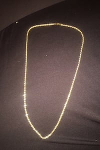 People's diamond 10k gold rope chain 2.9mm bought for 479 have receipt
