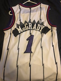 Tracy McGrady throwback NIKE  Raptor Jersey Columbus, 43201