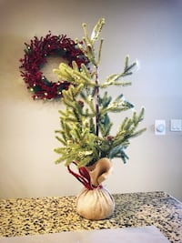 Holiday Artificial Money Tree