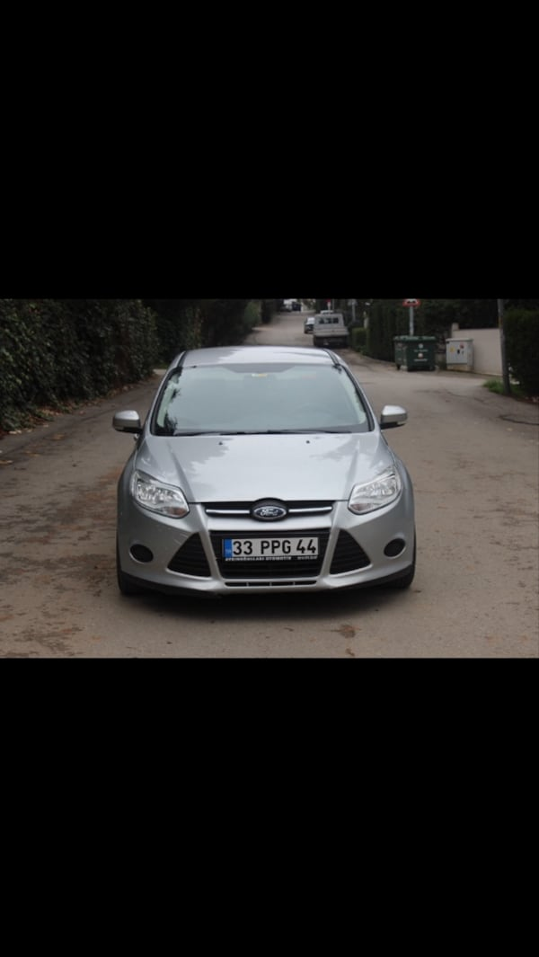 2013 Ford Focus TREND 1.6TDCI 95PS 4K f18bf964-1445-433b-8423-027a3002c3a9