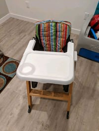 Hilo 2 stage high chair