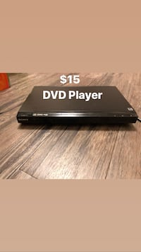 Sony and Black DVD player with remote Damascus, 20872