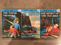 Hardcover Hardy Boys Books Kitchener, N2R