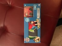 Marshall paw patrol car toy and mat