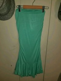 women's green sleeveless dress Edmonton, T6A
