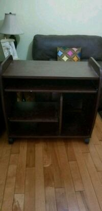 Solid wood study table  Brampton, L6P 1P9
