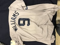 Teddy Williams Jersey