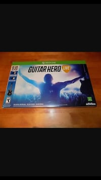 Xbox One Guitar Hero Controllers