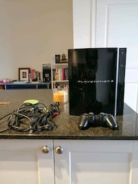 PlayStation 3 - 80 GB - Mint Condition - CECHL01 Mississauga, L5B 0C6