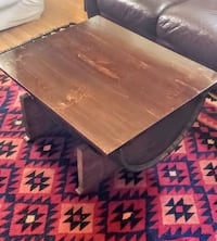 Rustic coffee table with storage Boston, 02127