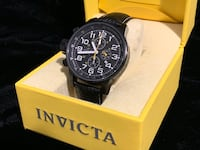 Watches - Invicta, G-Shock, Fossil, Vespa Waterloo, N2V 2H2