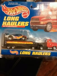 Hot Wheels Long Haulers 1998 Urbana, 43078