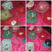 Fitted not snap backs  London, N5Z 2G4