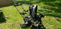 baby's black and gray stroller Clermont, 34711