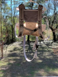 Gray baby carrier Mobile, 36695