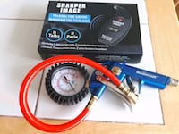 2 Tire Gauges (Sharper Image&Mastercraft Toronto