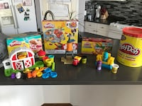 Play-doh toy set Calgary, T2Z 3T3
