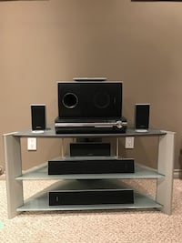 40 inch Sony TV set with Stand and Surround Sound St Albert, T8N