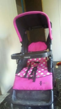 baby's black and pink stroller West Columbia, 29169