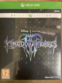 Kingdom hearts III DELICE EDITION para xbox Madrid, 28028