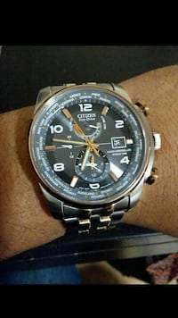 CITIZEN ECO-DRIVE MODEL AT9016-56H