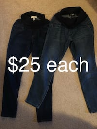 Maternity pants and leggings size S Calgary, T3K 5V1