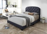 Brand new queen size bed frame (no mattress and no box spring) Silver Spring, 20902