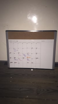 monthly dry erase board with pegboard Carlstadt, 07072