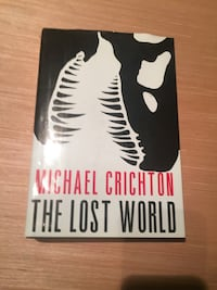The Lost World by Michael Crichton Baltimore