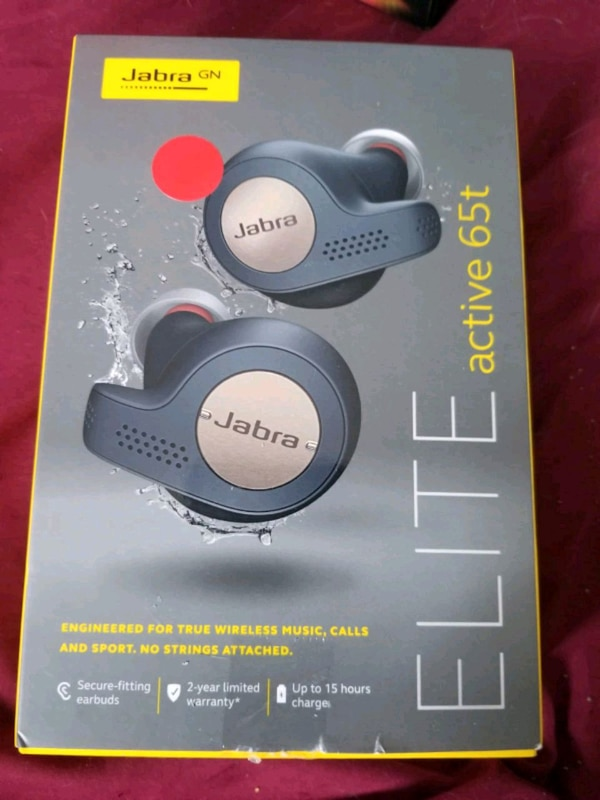 Brand New Jabra Elite Earbuds