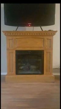 Electronic fireplace Mount Prospect