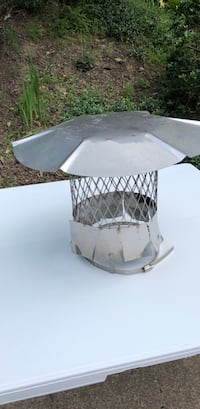 Stainless steel chimney cap Franklin Park, 15090